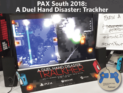 a duel hand disaster trackher, a duel hand disaster, ask an enemy, ask an enemy studios, jaycee salinas, indie dev, twin stick shooter, risk'em up,