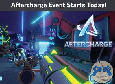 aftercharge, chainsawesome games, 3v3 competitive games, multiplayer games,