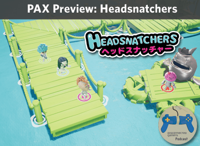 headsnatchers, pax east 2018, party games, playstation 4 party games, iceberg interactive,