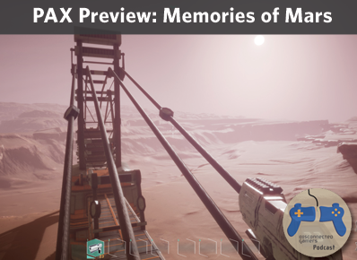 pax east 2018, 505 games, open world survival game, memories of mars,