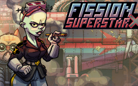 Fission Superstar X, Indie Games, The indie bros, indie developers, gaming, xbox one, roguelike, space, turbo pelvis 3000