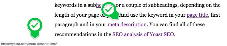 seo basics text exact match example