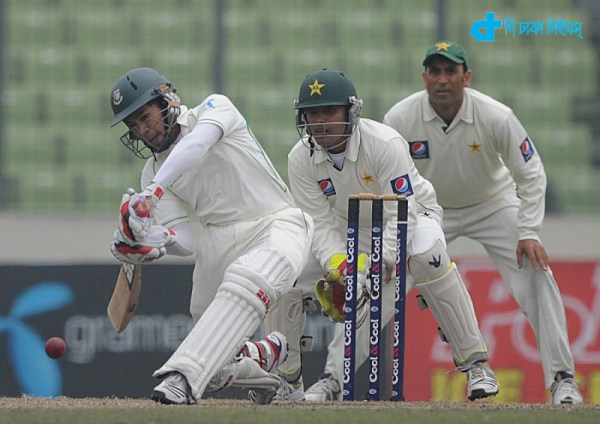 Bangladesh-Pakistan Test