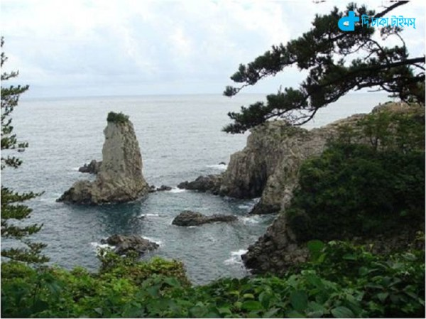 Natural beauty of Jeju Island story