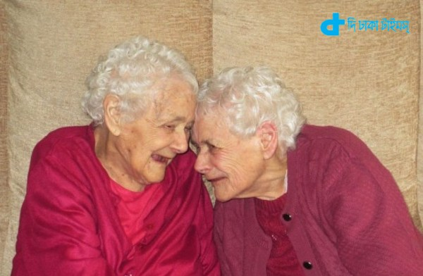 The world oldest identical twins