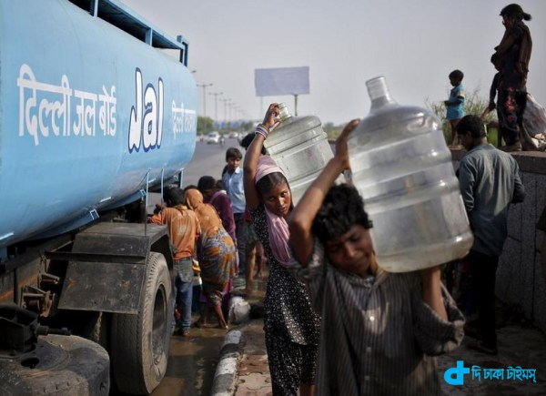 India may have to import water