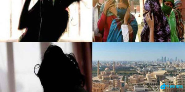 Indian women in Middle East