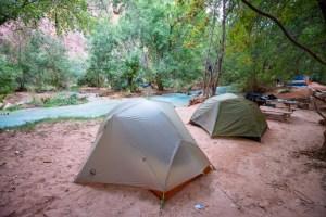 havasupai camping grounds