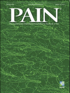 Journal: Pain - Feburary 2016 Issue