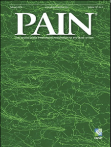 Journal: Pain - Feburary 2016 Issue