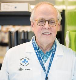 Dr. Fraser Scott, The Ottawa Hospital