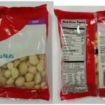 Macadamia Nut Recall - Target