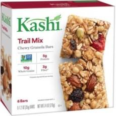 Kashi Granola Bar Recall