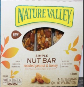 Nature Valley Bar Recall