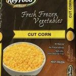Frozen Cut Corn Recalled
