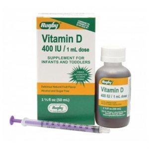 Liquid Drug and Vitamin Recall