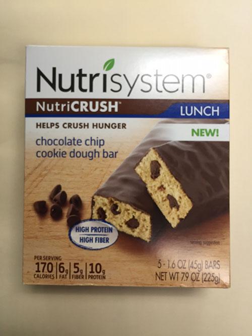 Nutrisystem Ice Cream Recall