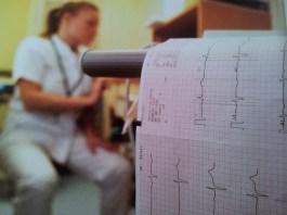 EKG Heart Test - Diabetes and Heart Disease Treatment for Doctors