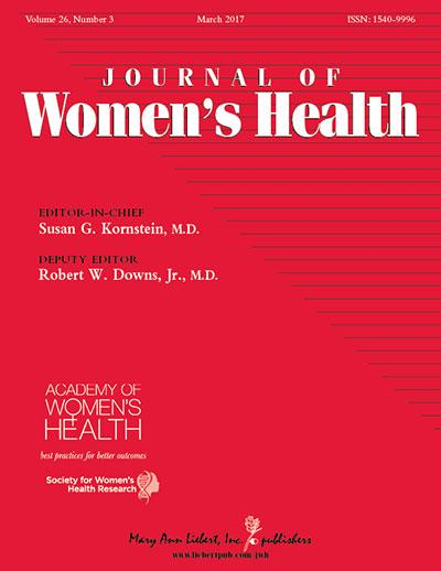 Journal of Women's Health - Aspirin, Diabetes and Breast Cancer