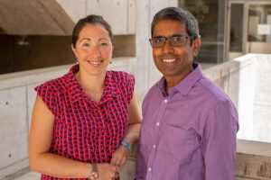 Amandine Chaix and Satchidananda Panda Salk Institute Diet