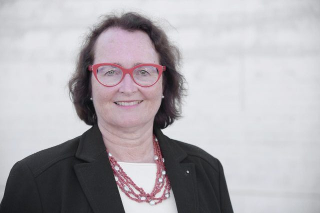 Professor Eva Gerdts
