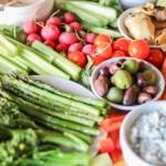 Holiday Hostess Hacks Guide To The Ultimate Vegetable Crudite Platter