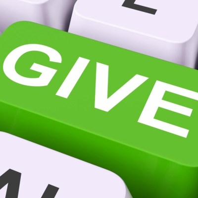 WHAT ABOUT GIVING THIS TUESDAY?
