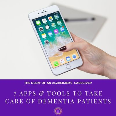 7 Apps & Tools To Take Care Of Dementia Patients