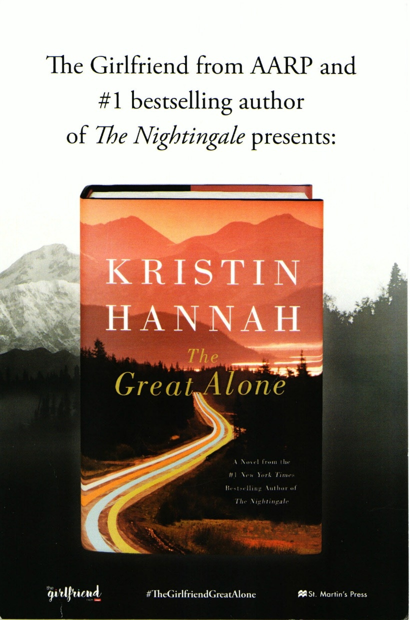 The Great Alone by Kristen Hannah