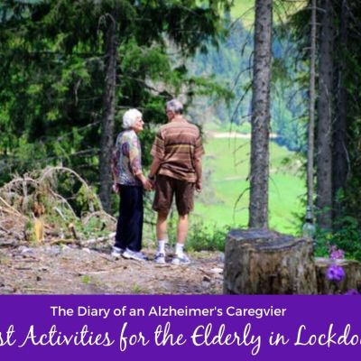 Best Activities for the Elderly in Lockdown