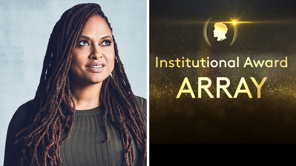 Oprah Honors Ava DuVernay's ARRAY With Peabody's Institutional Award