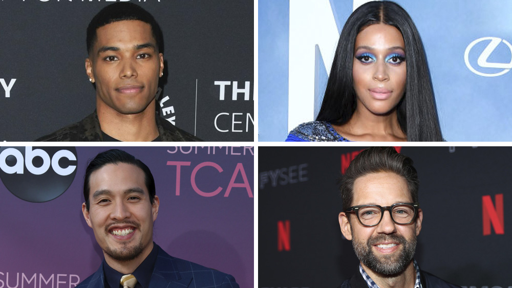 Rome Flynn, Isis King, Desmond Chiam And Todd Grinnell Join Tia Glo's 'With Love'