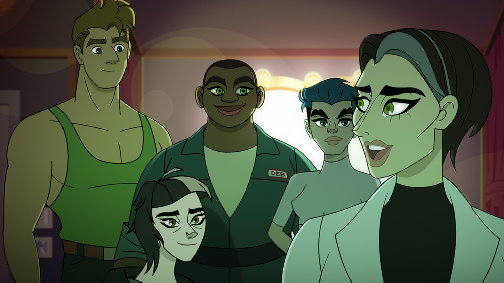'Q-Force' Trailer: LGBTQ Spies Do It Better And With Style In Netflix Animated Series