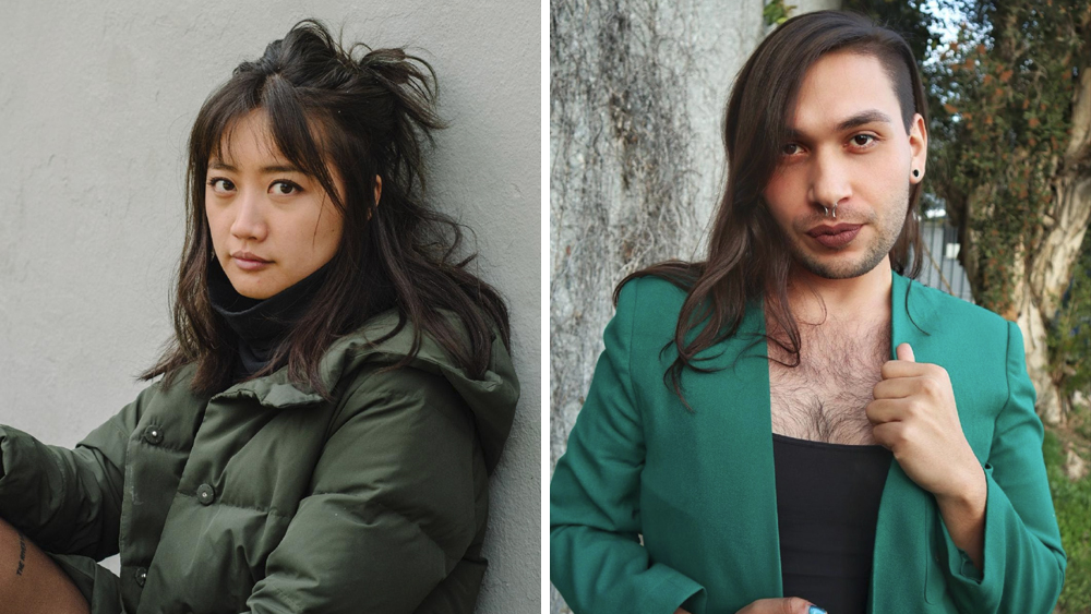 Define American Select Ash Goh Hua And Féi Hernandez For Creative Fellowship Project Grant