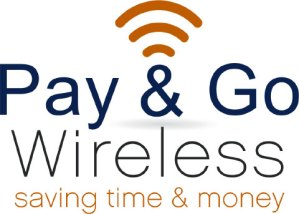 pay and go wireless logo