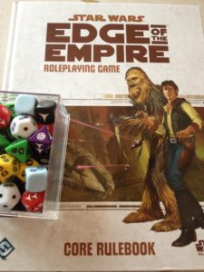 Edge of the Empire Rulebook