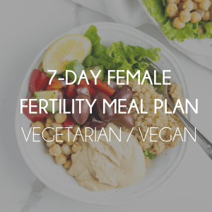 fertility-meal-plan-vegetarian-vegan-women