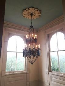 AG house tower light fixture