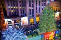 NYC Rockefeller Tree Lighting Ceremony 2017