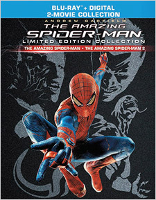 The Amazing Spider Man 2 Extras : amazing, spider, extras, Amazing, Spider-Man,, 2-Movie, Limited, Edition, Collection, (Blu-ray, Review)