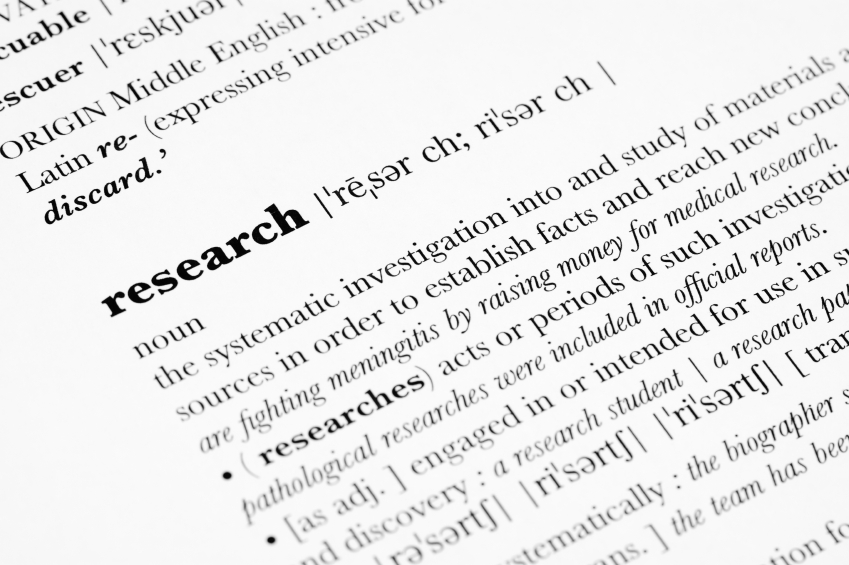 research definition