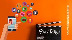IMPACT OF STORYTELLING THROUGH SOCIAL MEDIA