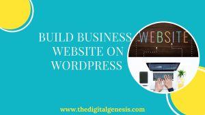 Grow Your Business Through WordPress