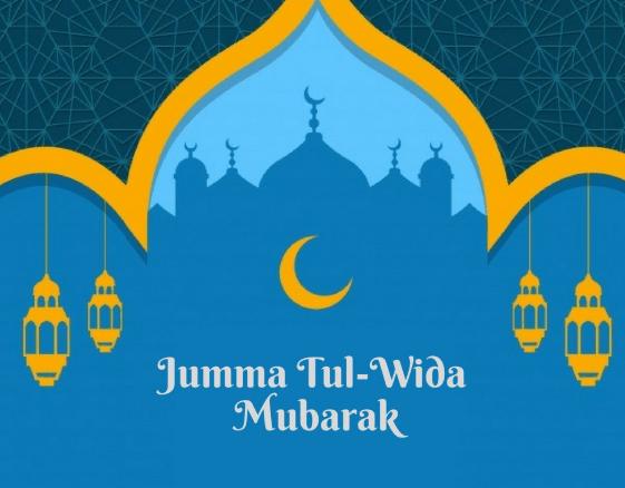 Jumma Tul Wida Mubarak