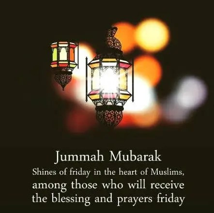 images of jumma mubarak 2019