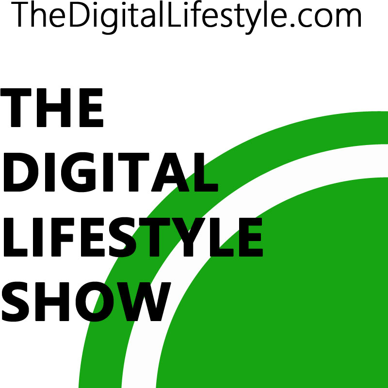The Digital Lifestyle Show #450 – Garry's Virtual Friends