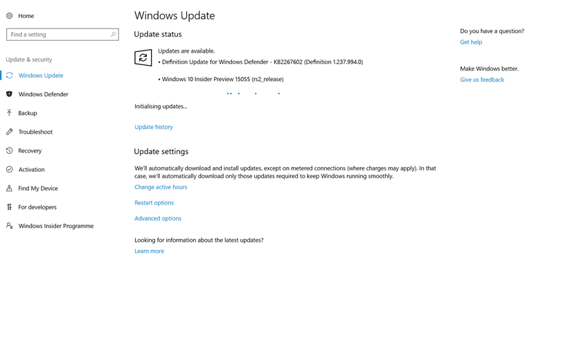 Microsoft release Windows 10 Creators Update build 15055 for PC and Mobile