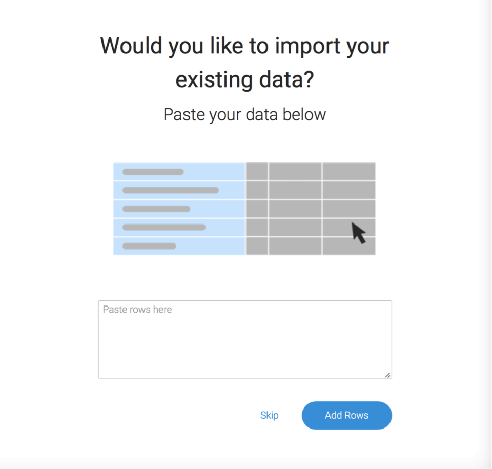 monday data project management tool