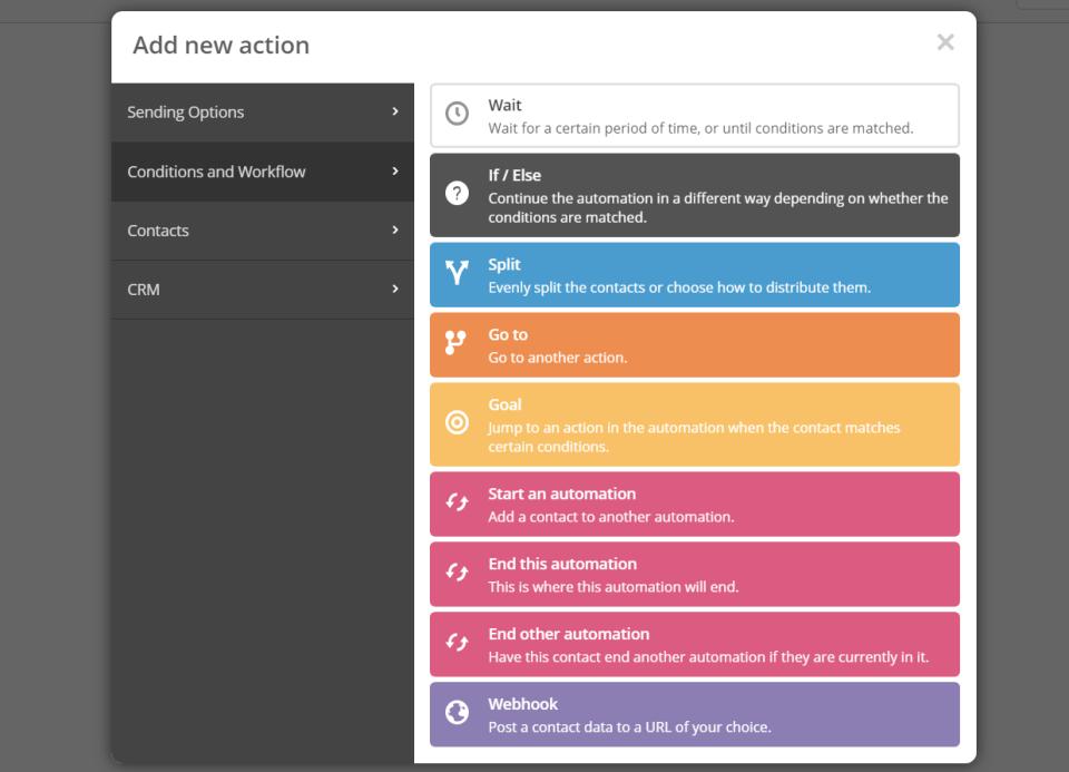 ActiveCampaign-Conditions-Workflows