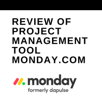Review Of Project Management Tool Monday.com